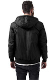 Padded Windbreaker TB1458 Black