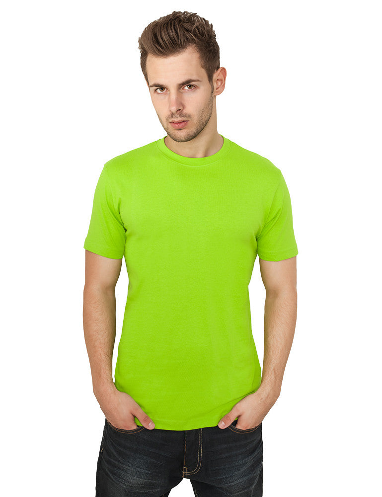 Basic Tee TB168  Lime green