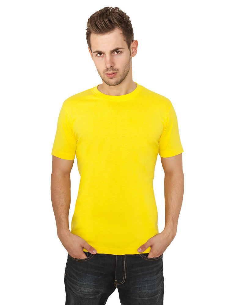 Basic Tee TB168  Yellow