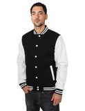 Old School College Jacket TB201  Black