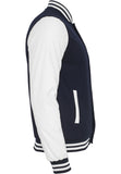Oldschool College Jacket TB201 Navy