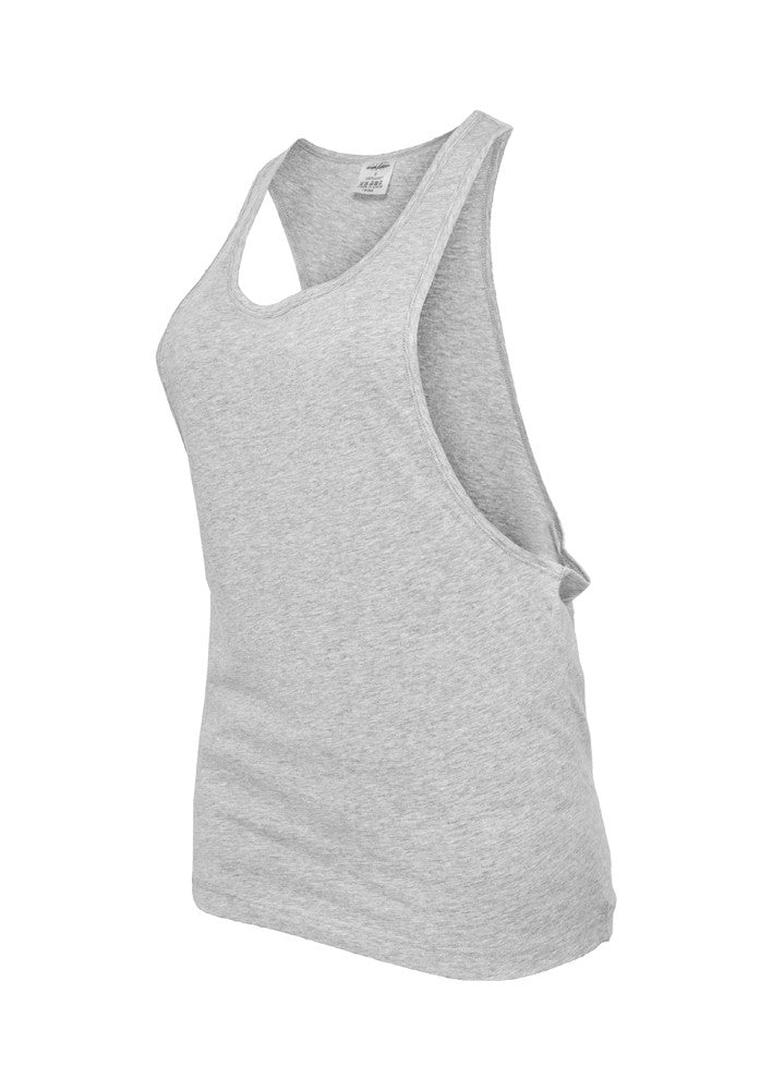 Ladies Loose Tank TB358 Grey
