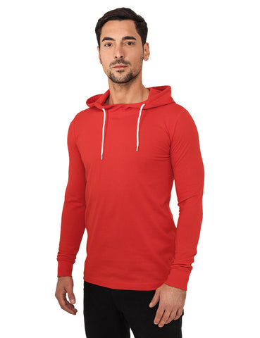 Jersey Hoody TB417 Red
