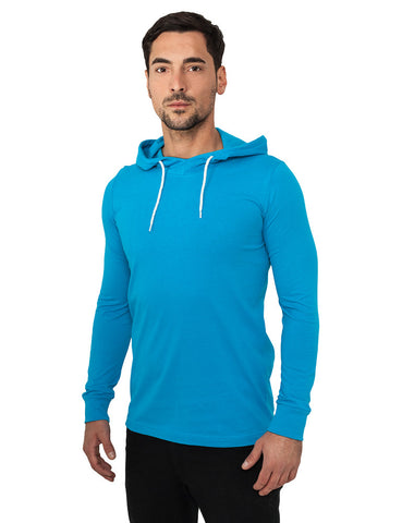 Jersey Hoody TB417 Turquoise