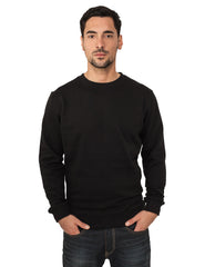 Crewneck Sweater TB424 Black