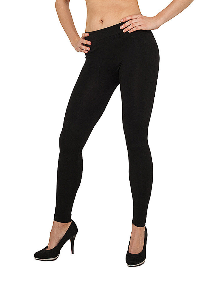 Ladies PA Leggings TB604 Black