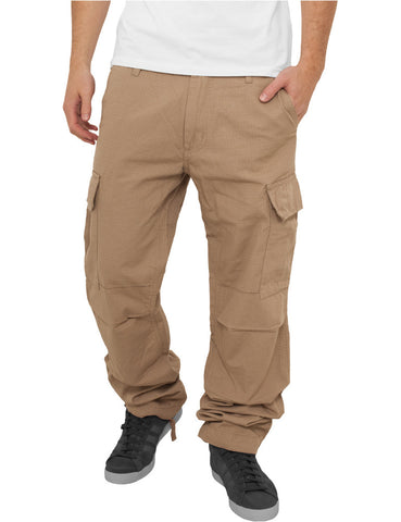 Camouflage Cargo Pants TB630 Beige