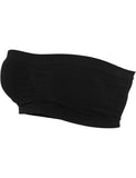 Ladies Pads Bandeau TB683 Black