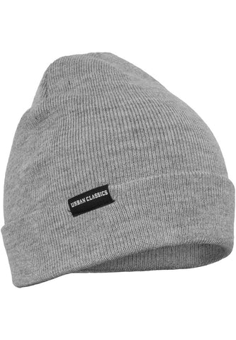 Basic Flap Beanie TB811 Grey