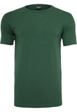 Fitted Stretch Tee Forest TB814 Green