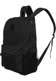 Backpack Leather Imitation TB817 Black