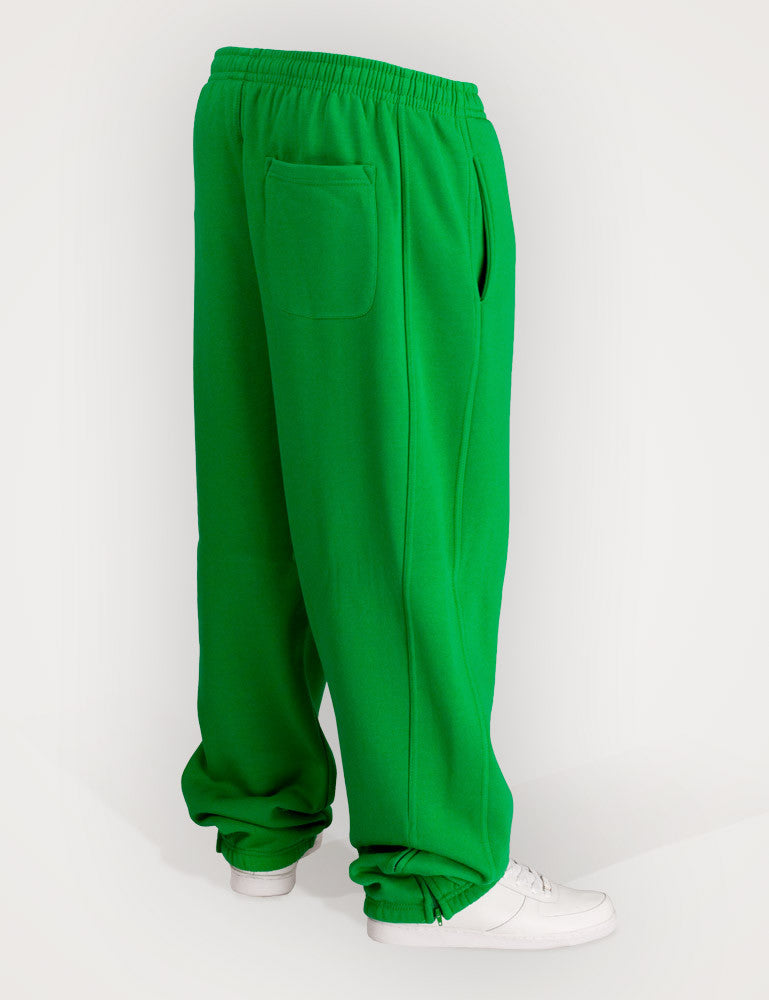 Kids Sweatpants UK007  Green