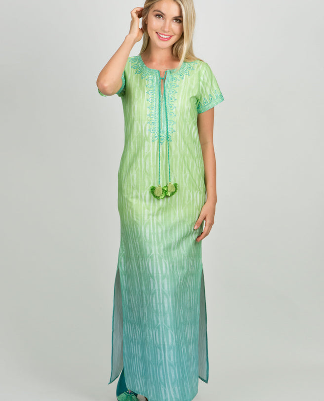 Heather Caftan