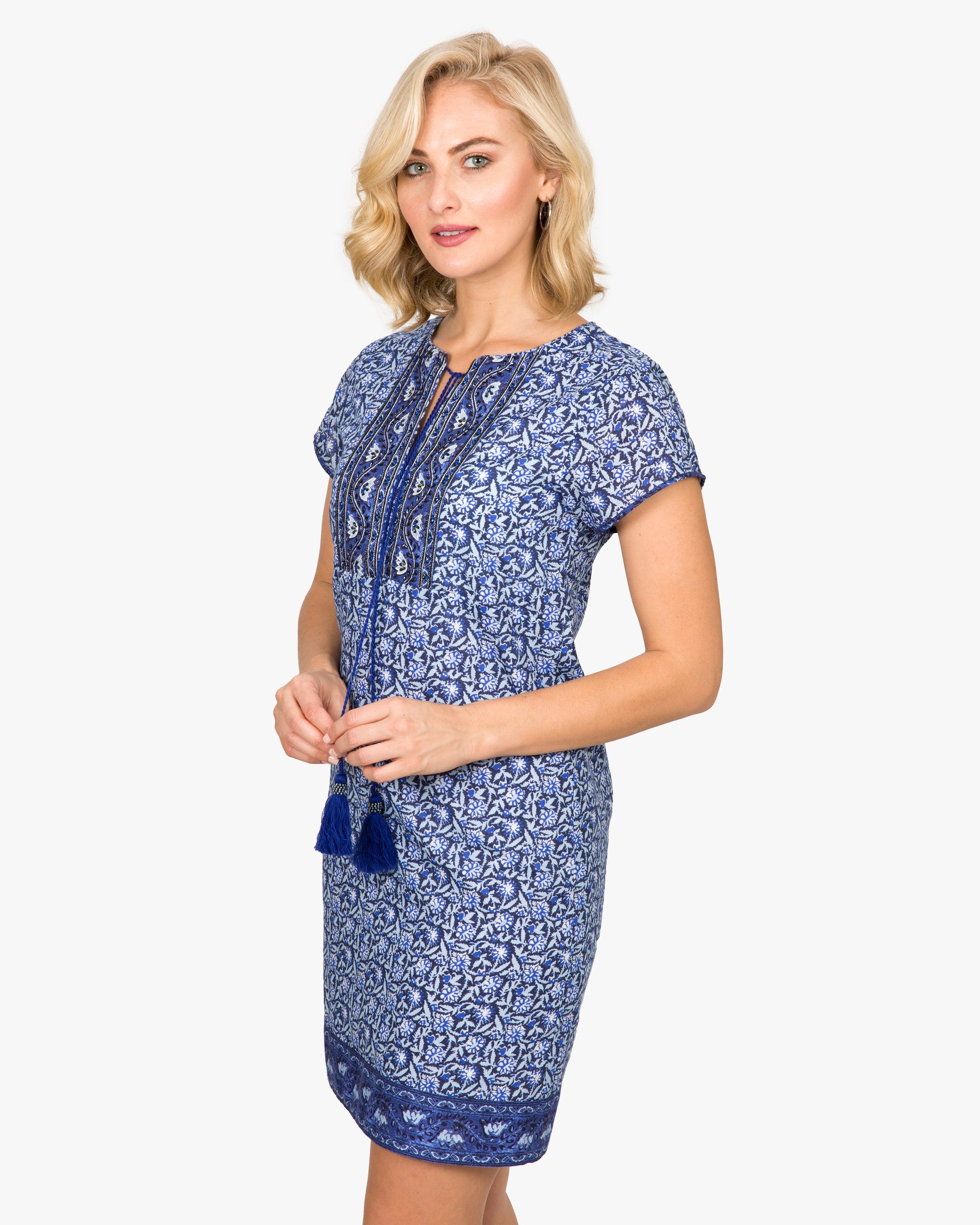 Riley Cap Sleeve Dress
