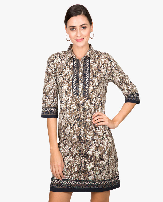 Vanessa Shirtdress