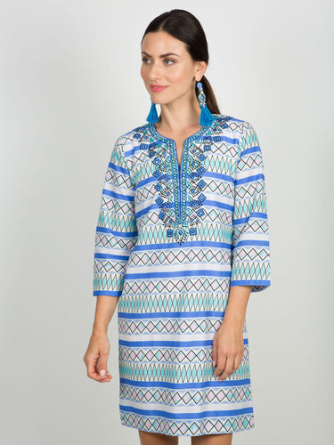 Parker 3/4 Sleeve Dress