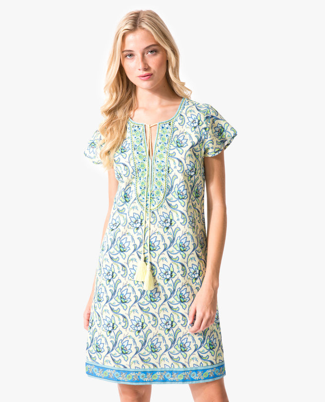 Natalie Cap Sleeve Dress