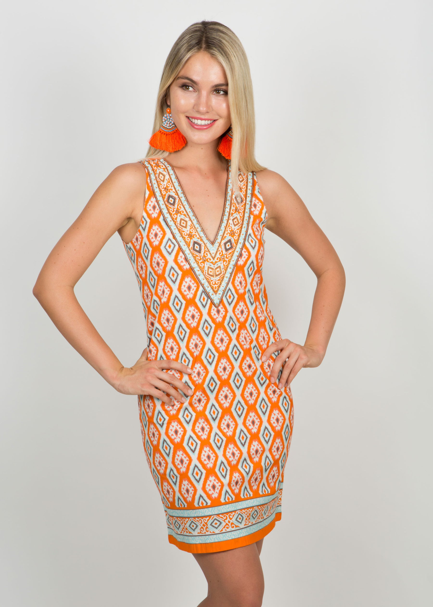 Quinn Sleeveless Dress