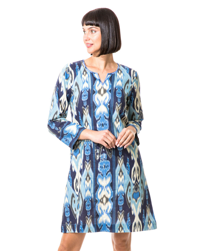"Isabel 36"" Long Sleeve Dress"