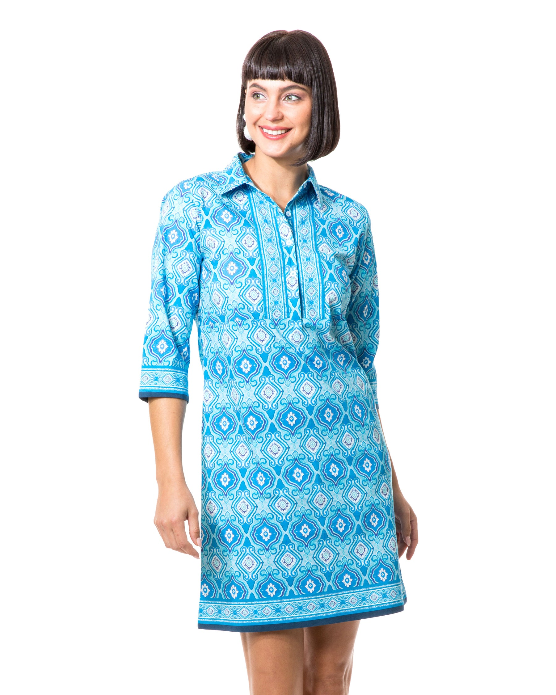 Kasbah Shirt Dress