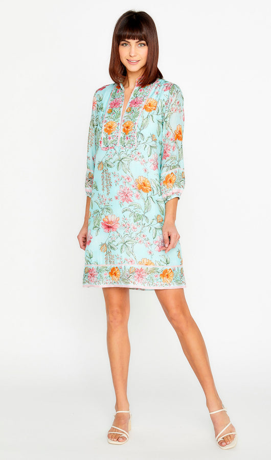 Delphine 3/4 Sleeve Dress