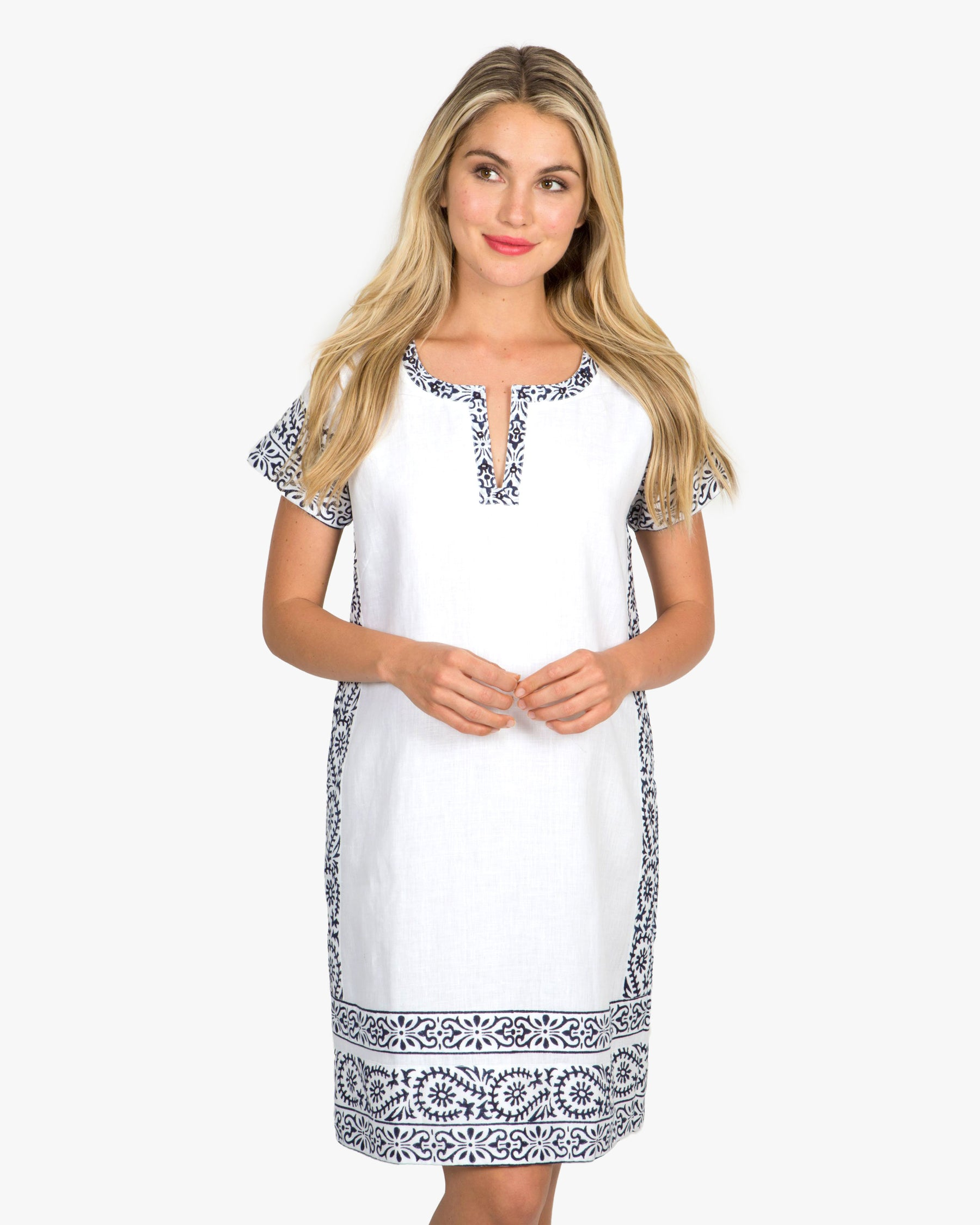 Finley Cap Sleeve Dress