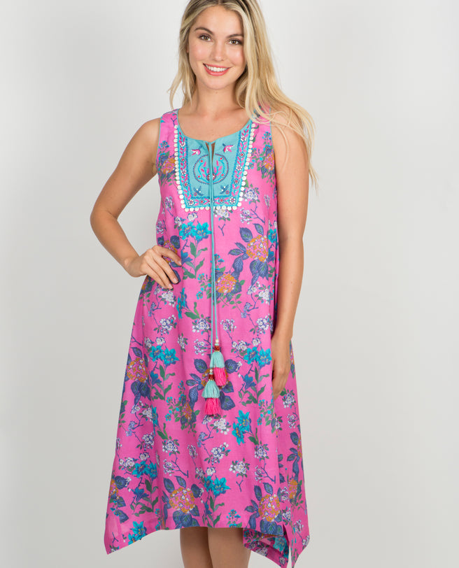Fleur Sleeveless Dress