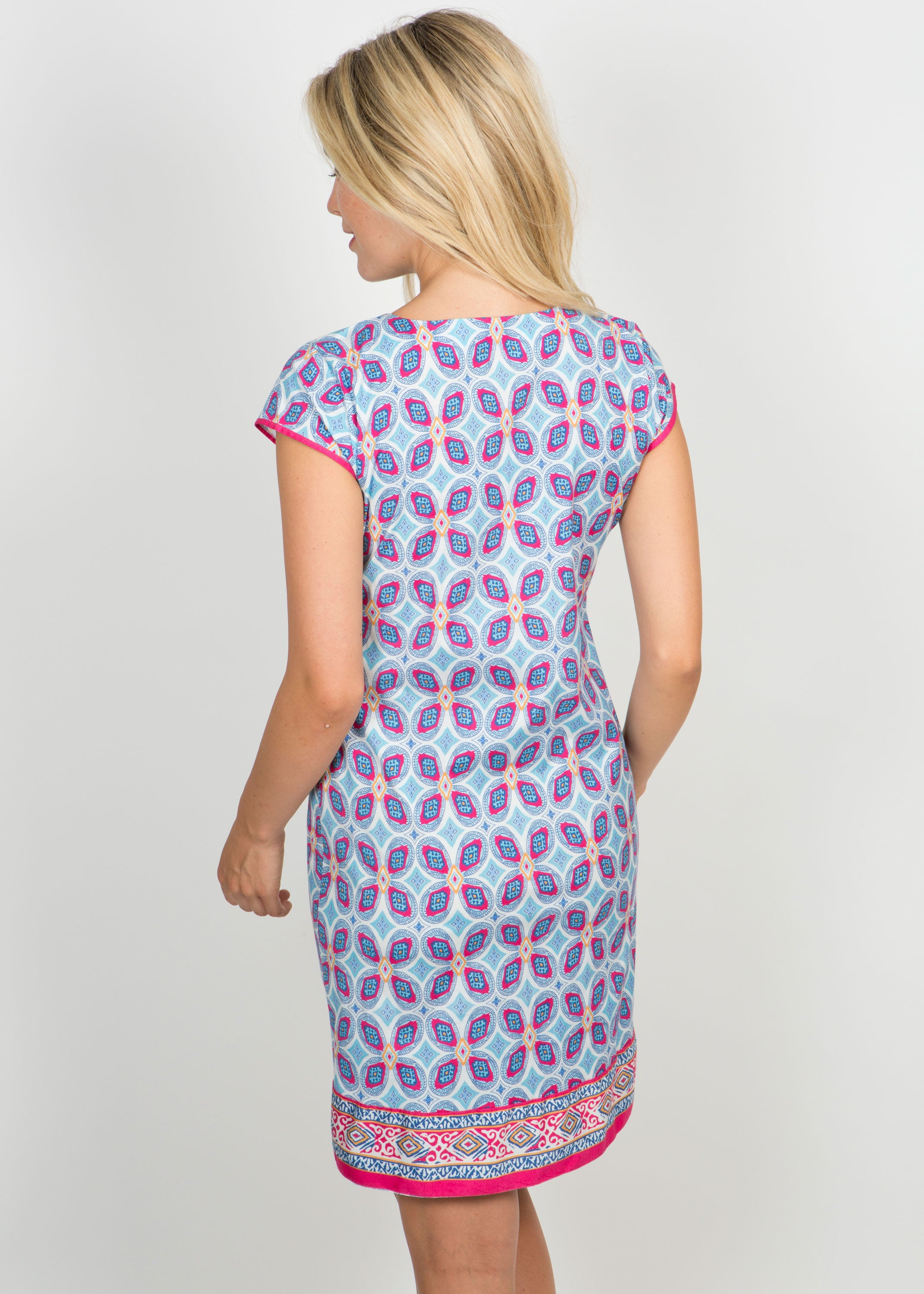 Ryan Cap Sleeve Dress