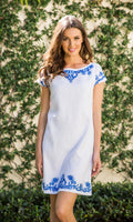 Sasha Short Sleeve Dress
