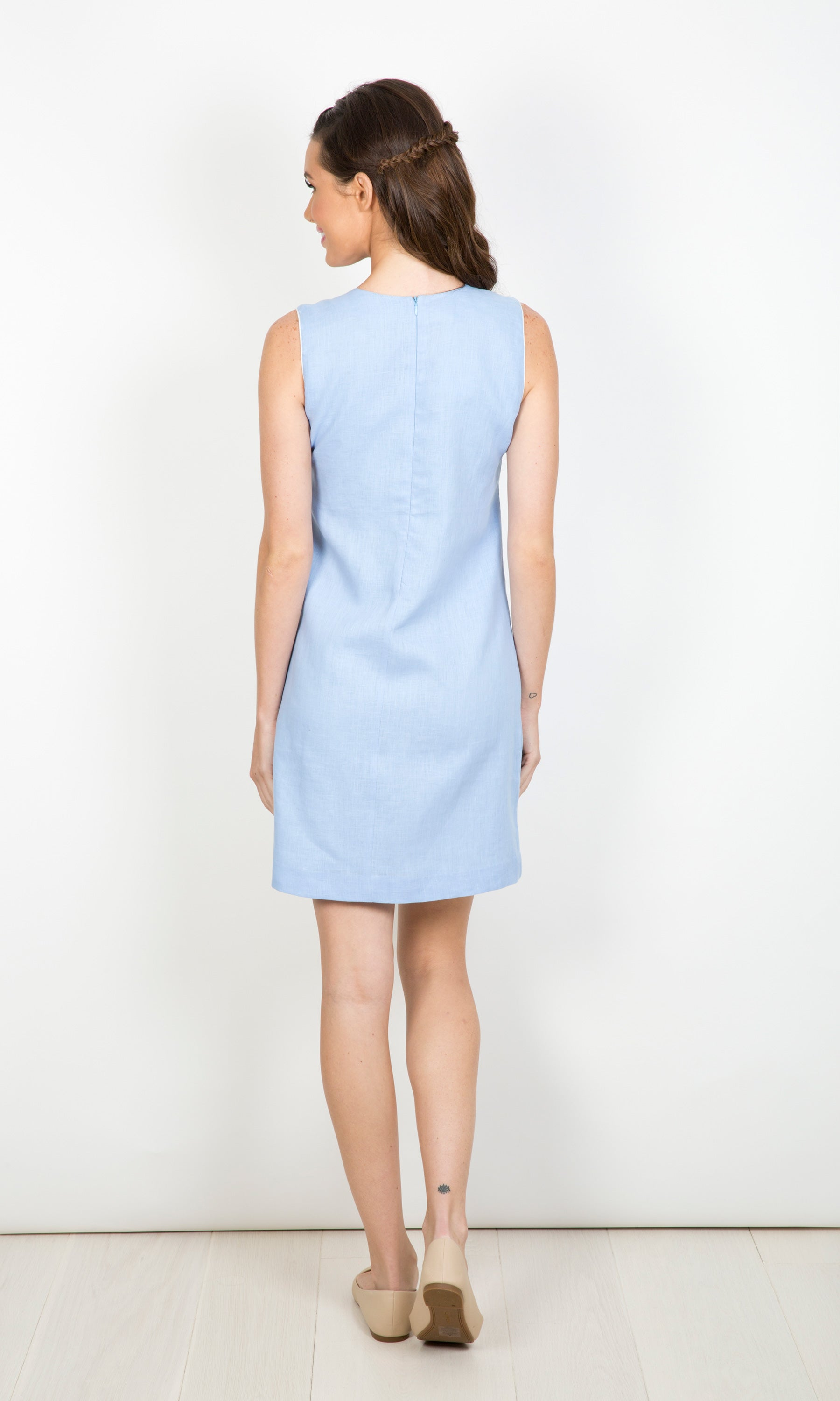 Sasha Sleeveless Dress