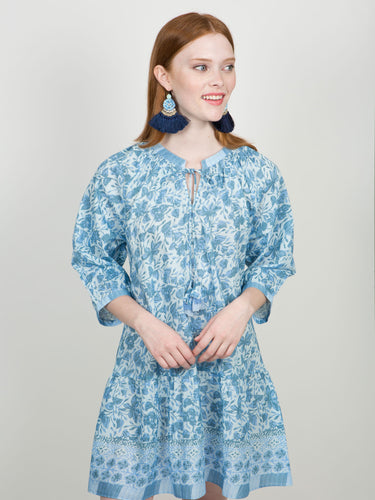 Piper Peasant Dress