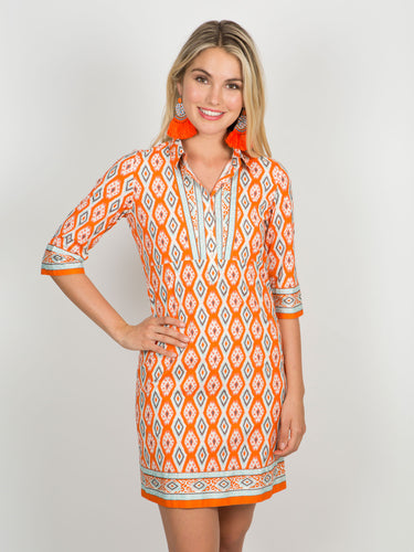 Quinn Shirtdress