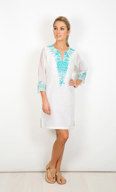 "Sealife 36"" Caftan"