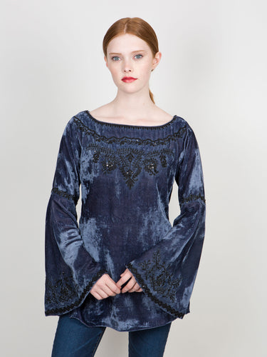 Rachel Bell Sleeve Top