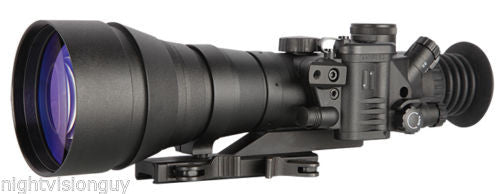 NVD D-790-P+ Mil-Spec ITT Gated Pinnacle Night Vision Sight Scope 6X Gen 3 - Night Vision Universe
