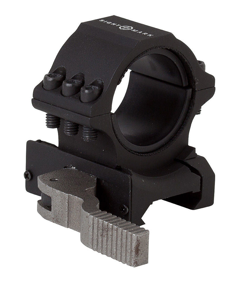 Sightmark 30mm/1 Inch Low Height QD Quick Release Mount Ring Photon (SM34003)