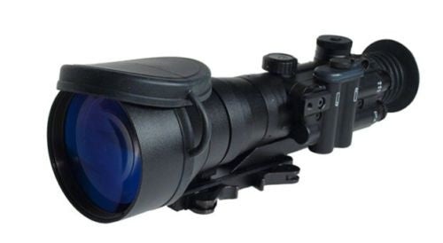 NVD D-760-UL MilSpec ITT Gated Pinnacle Night Vision Sight Scope 6X Gen 3 - Night Vision Universe