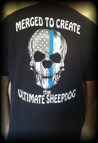 Merged to Create the Ultimate Sheepdog