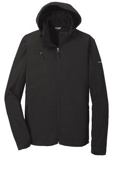 Eddie Bauer® Hooded Soft Shell Parka (Available in 3 Colors)