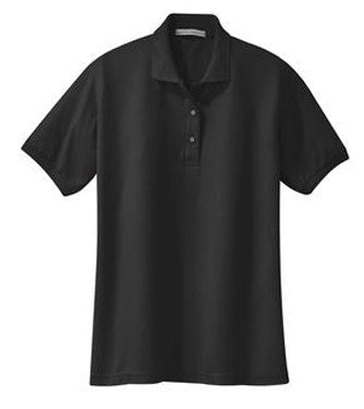 Port Authority® Ladies Silk Touch™ Polo (available in 16 colors)