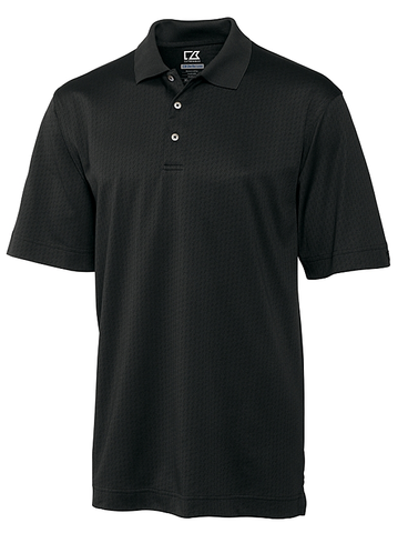 Men's Cutter & Buck DryTec™ Luxe Faceted Polo (available in 7 colors)