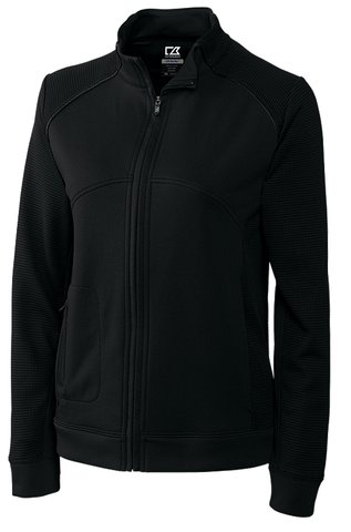 Ladies' Cutter & Buck DryTec™ Edge Full Zip (available in 9 colors)