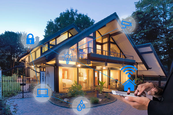 What impact does smart home bring to our life