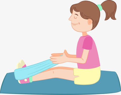 What are easy to be ignored during exercising 05