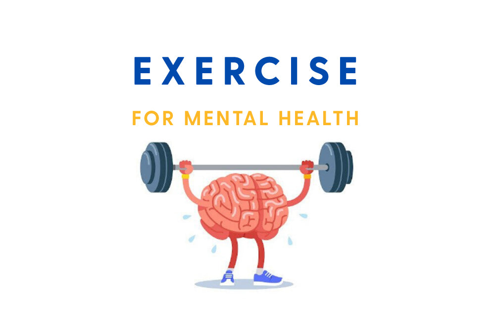 exercise right week mental health
