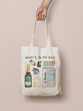 Tote Bag 'Paris Essentials'