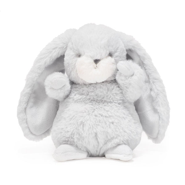 Tiny Nibble Bunny - Gray