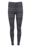 Runway Legging - Party Plaid