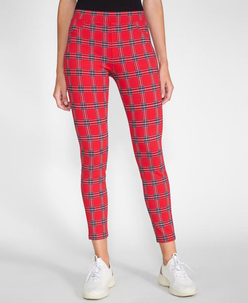 Runway Legging - Cambridge Plaid
