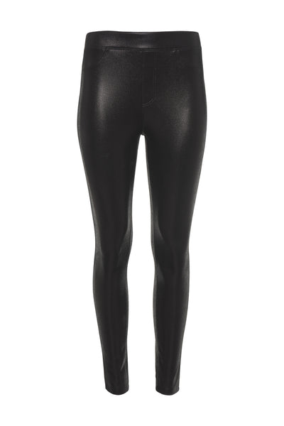 Runway Legging - Black Liquid